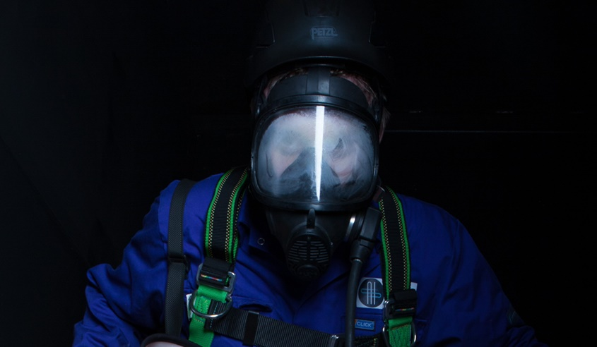 Working in High Risk Confined Spaces training