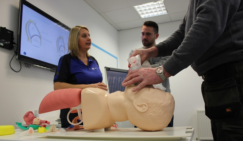 ITC Emergency First Aid At Work Level 3 (RQF)