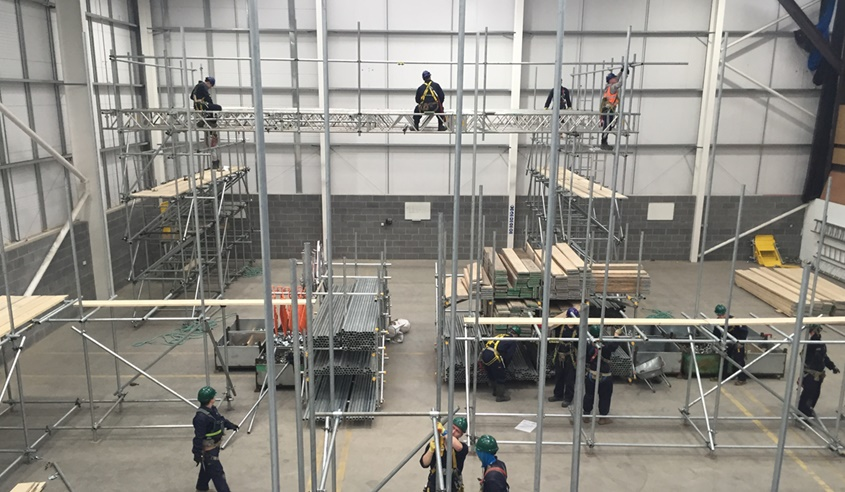 CISRS Advanced Level 3 Scaffolding Training